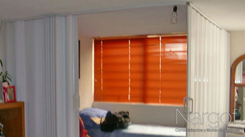 Comercializadora nargof fabrica cortinas antibacterianas y - Fabrica de puertas plegables ...